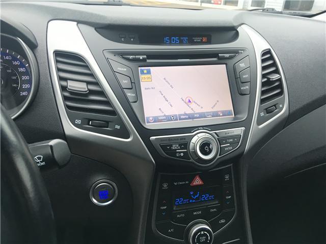 2015 Hyundai Elantra Limited (Stk: 18258-1) in Pembroke - Image 5 of 6