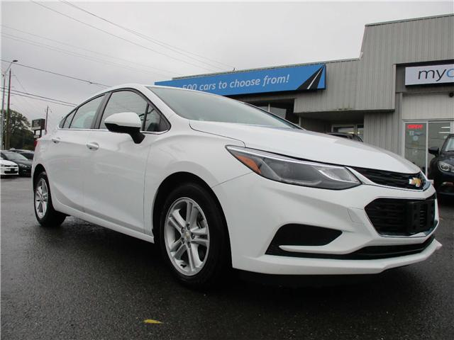 2018 Chevrolet Cruze LT Auto (Stk: 181483) in North Bay - Image 1 of 13