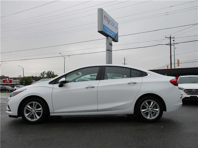 2018 Chevrolet Cruze LT Auto (Stk: 181483) in North Bay - Image 6 of 13