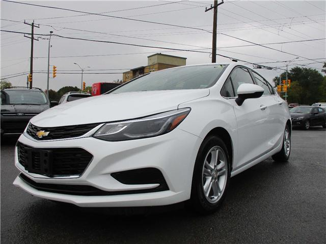 2018 Chevrolet Cruze LT Auto (Stk: 181483) in North Bay - Image 7 of 13