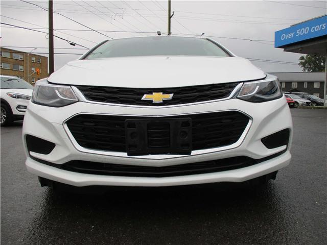 2018 Chevrolet Cruze LT Auto (Stk: 181483) in North Bay - Image 8 of 13