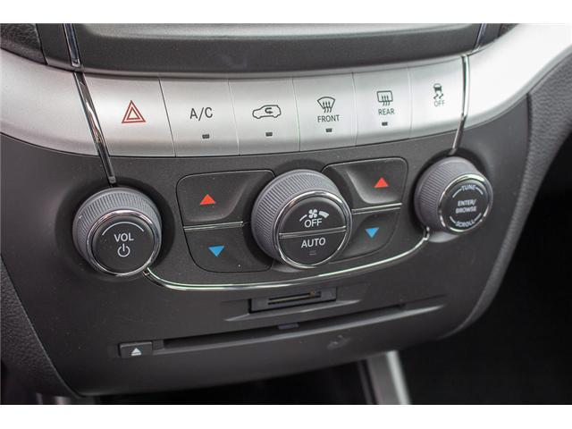 2017 Dodge Journey SXT (Stk: HT564184N) in Surrey - Image 23 of 28