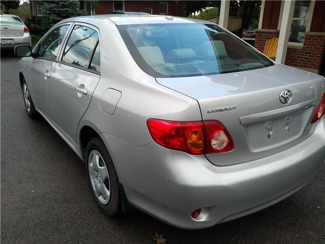 ... 2010 Toyota Corolla S (Stk: ) In Dunnville   Image 3 Of 18 ...