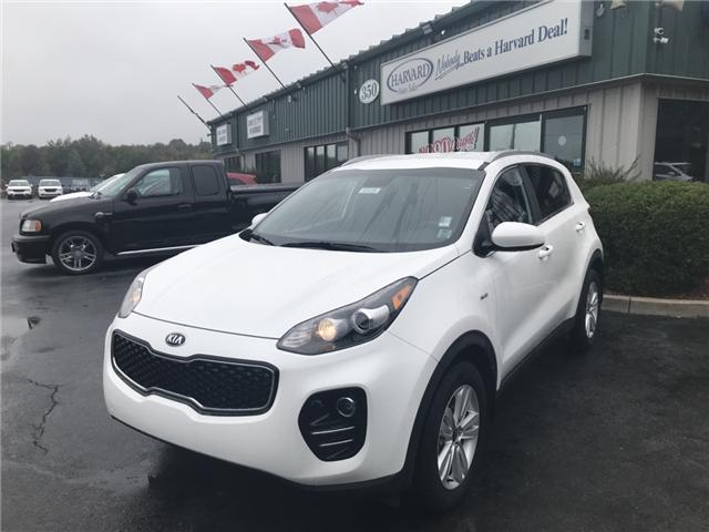 2018 Kia Sportage LX (Stk: 10125) in Lower Sackville - Image 1 of 20