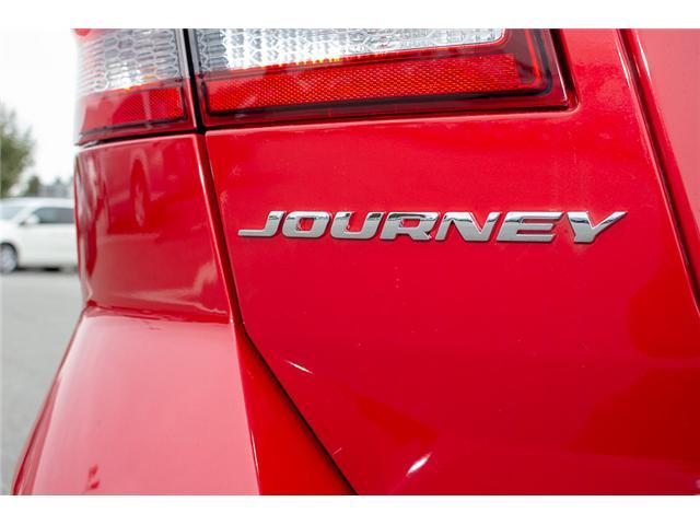2017 Dodge Journey Crossroad (Stk: HT512041N) in Surrey - Image 8 of 29