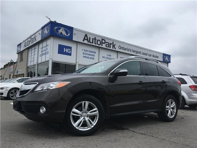 2015 Acura RDX Base (Stk: 15-02731) in Brampton - Image 1 of 25