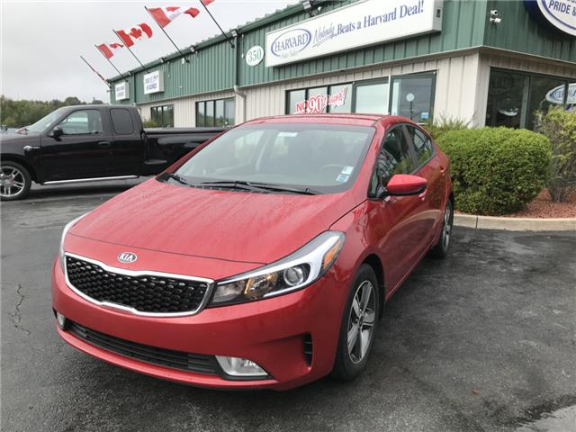 2018 Kia Forte LX+ (Stk: 10127) in Lower Sackville - Image 1 of 20