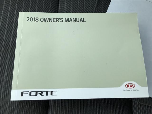 2018 Kia Forte LX+ (Stk: 10127) in Lower Sackville - Image 20 of 20