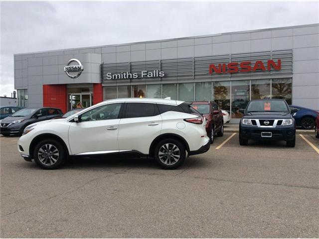 2018 Nissan Murano SL (Stk: 18-180) in Smiths Falls - Image 1 of 13