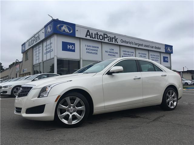 2014 Cadillac ATS 2.0L Turbo Luxury (Stk: 14-90394) in Brampton - Image 1 of 26