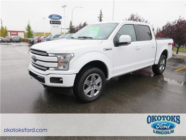 2018 Ford F-150  (Stk: J-2146) in Okotoks - Image 1 of 6