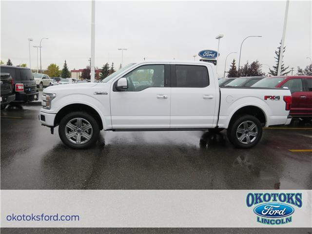 2018 Ford F-150  (Stk: J-2146) in Okotoks - Image 2 of 6