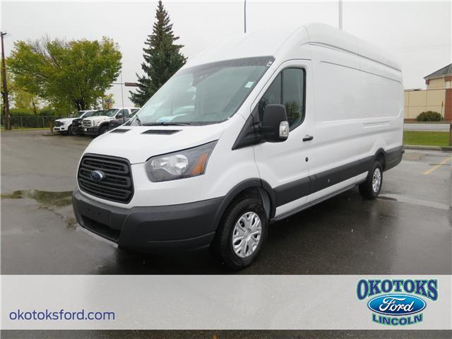 2018 Ford Transit-350 Base (Stk: J-2272) in Okotoks - Image 1 of 6