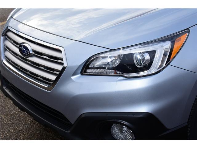 2017 Subaru Outback 2.5i (Stk: P35617) in Saskatoon - Image 29 of 30