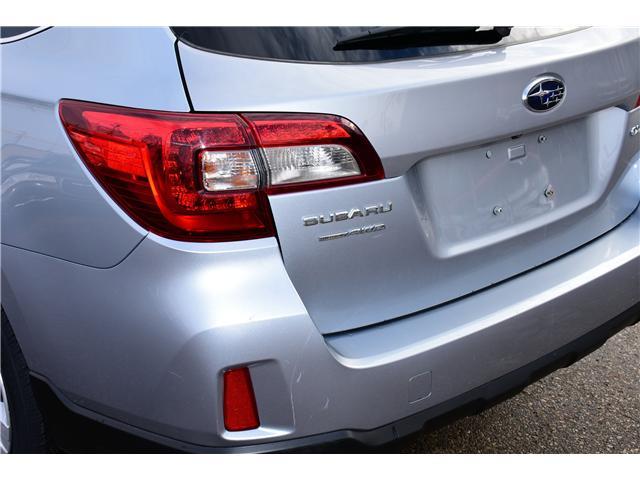 2017 Subaru Outback 2.5i (Stk: P35617) in Saskatoon - Image 30 of 30