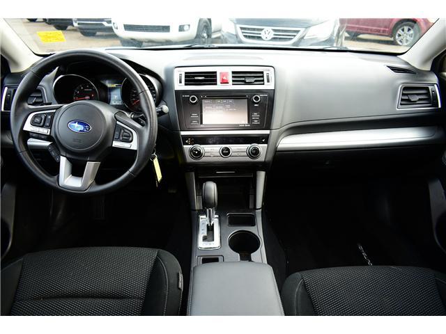 2017 Subaru Outback 2.5i (Stk: P35617) in Saskatoon - Image 8 of 30