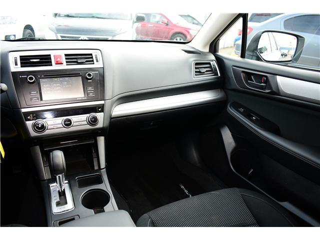 2017 Subaru Outback 2.5i (Stk: P35617) in Saskatoon - Image 10 of 30