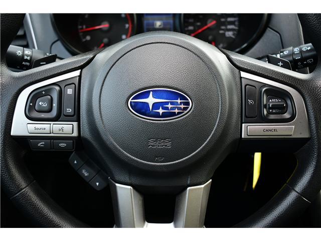 2017 Subaru Outback 2.5i (Stk: P35617) in Saskatoon - Image 19 of 30