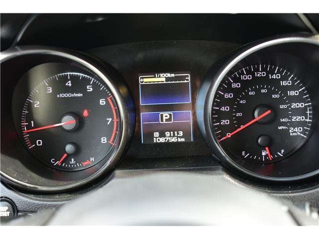 2017 Subaru Outback 2.5i (Stk: P35617) in Saskatoon - Image 20 of 30
