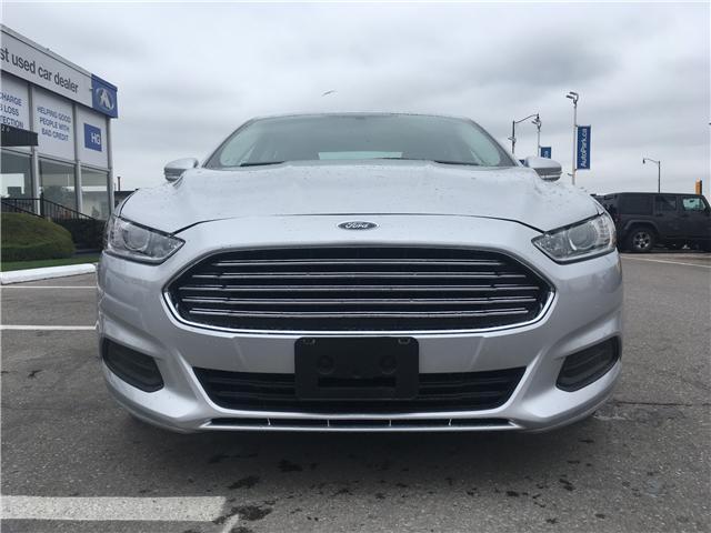2014 Ford Fusion SE (Stk: 14-83759) in Brampton - Image 2 of 24