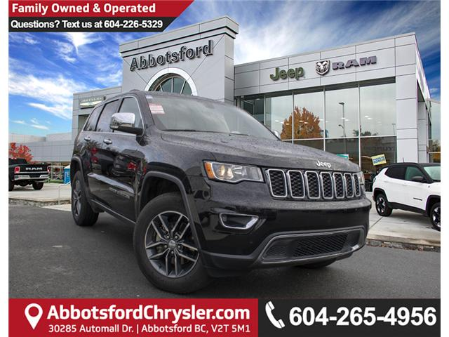 2018 Jeep Grand Cherokee Limited (Stk: AB0761) in Abbotsford - Image 1 of 23