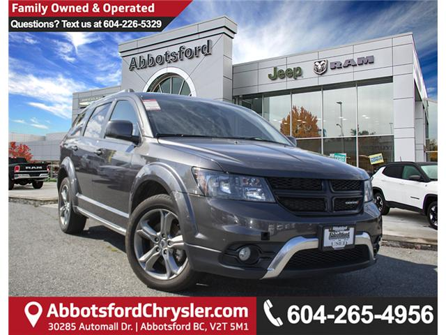 2018 Dodge Journey Crossroad (Stk: AB0756) in Abbotsford - Image 1 of 26