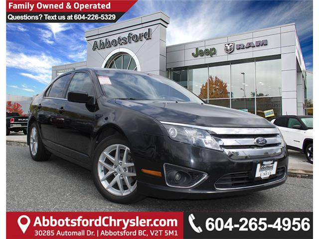 2010 Ford Fusion SEL (Stk: H873106BB) in Abbotsford - Image 1 of 29