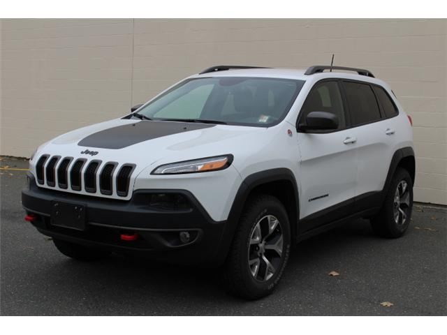 2016 Jeep Cherokee Trailhawk (Stk: W109139B) in Courtenay - Image 2 of 30