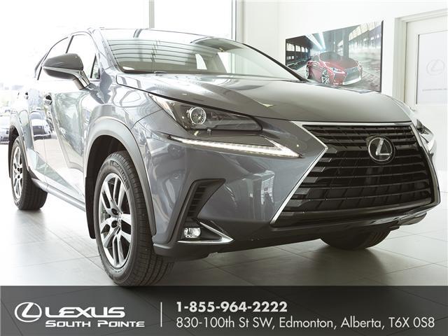2019 Lexus NX 300 Base (Stk: L900067) in Edmonton - Image 1 of 21