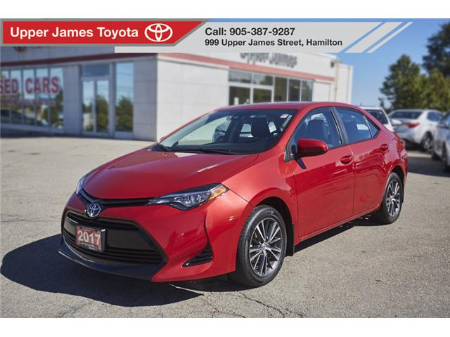 2017 Toyota Corolla LE (Stk: 74473) in Hamilton - Image 1 of 19
