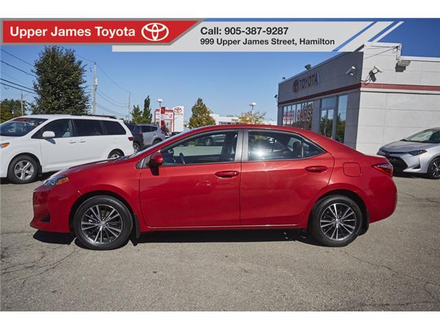 2017 Toyota Corolla LE (Stk: 74473) in Hamilton - Image 2 of 19