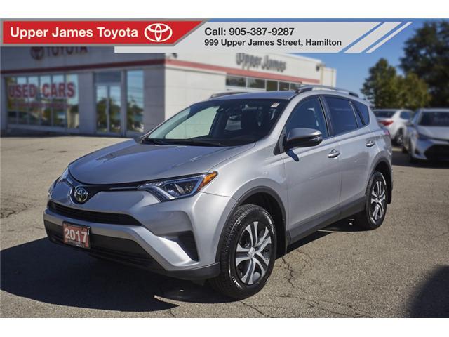 2017 Toyota RAV4 LE (Stk: 74551) in Hamilton - Image 1 of 18