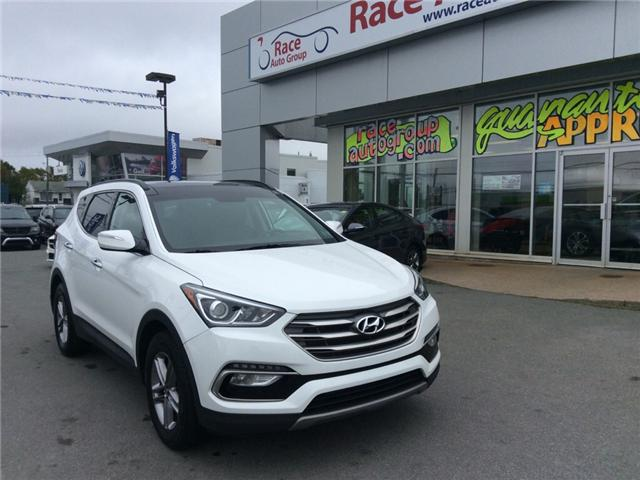 2017 Hyundai Santa Fe Sport 2.4 Luxury (Stk: 16202A) in Dartmouth - Image 1 of 28