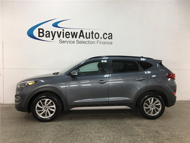 2018 Hyundai Tucson Premium 2.0L (Stk: 33613W) in Belleville - Image 1 of 29