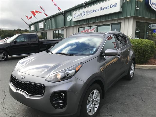 2018 Kia Sportage LX (Stk: 10129) in Lower Sackville - Image 1 of 20