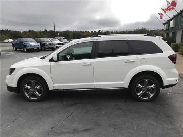 2017 Dodge Journey Crossroad (Stk: 10116) in Lower Sackville - Image 2 of 23
