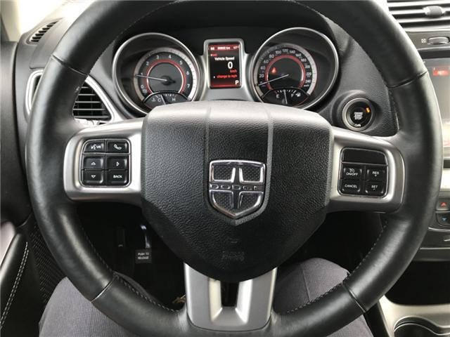 2017 Dodge Journey Crossroad (Stk: 10116) in Lower Sackville - Image 18 of 23