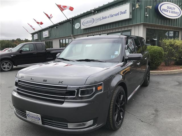 2017 Ford Flex Limited (Stk: 10132) in Lower Sackville - Image 1 of 27