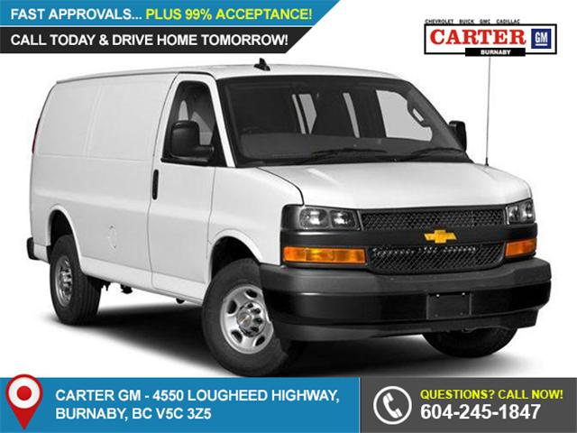 2018 Chevrolet Express 2500 Work Van (Stk: N8-88960) in Burnaby - Image 1 of 1