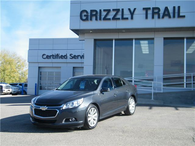 2015 Chevrolet Malibu 2LT (Stk: 56080) in Barrhead - Image 2 of 14