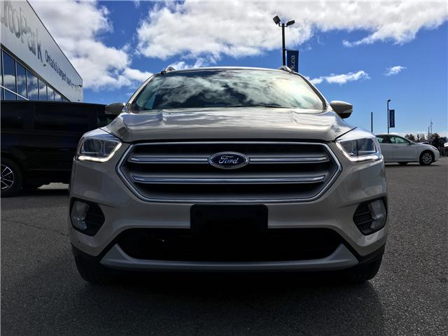 2018 Ford Escape Titanium (Stk: 18-37435RJB) in Barrie - Image 2 of 30