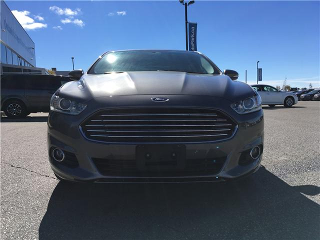 2014 Ford Fusion SE (Stk: 14-44613MB) in Barrie - Image 2 of 27