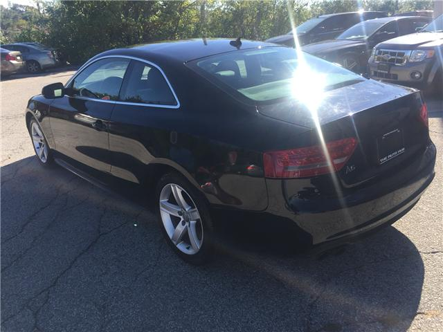 2010 Audi A5 2.0T (Stk: -) in Toronto - Image 3 of 19