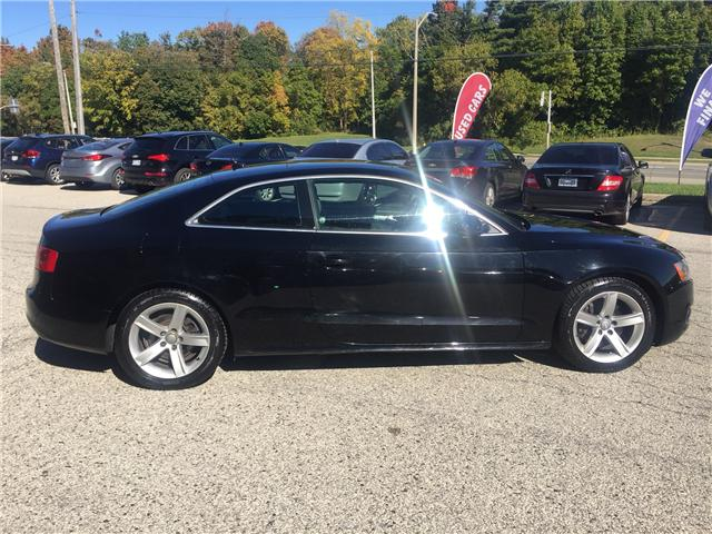 2010 Audi A5 2.0T (Stk: -) in Toronto - Image 6 of 19