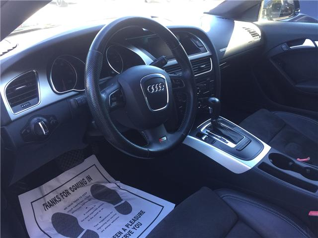 2010 Audi A5 2.0T (Stk: -) in Toronto - Image 14 of 19