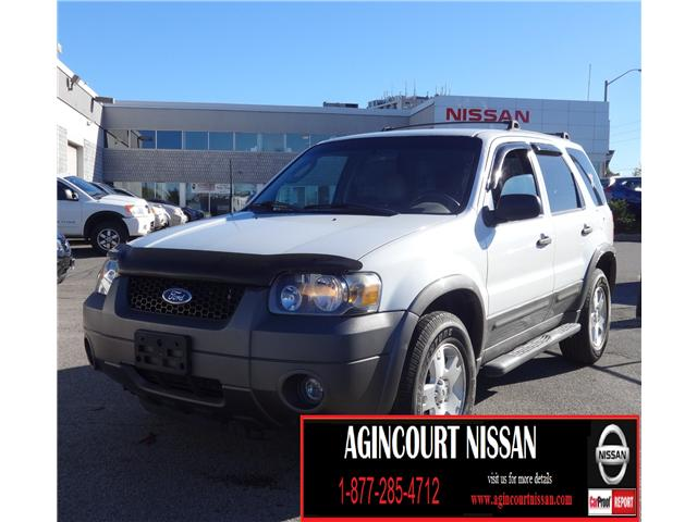 2006 Ford Escape XLT (Stk: JC837810A) in Scarborough - Image 1 of 14