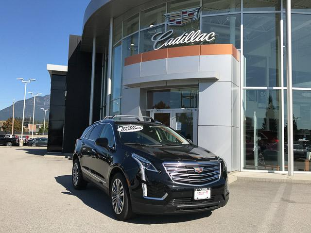 2017 Cadillac XT5 Premium Luxury (Stk: 7C589730) in North Vancouver - Image 2 of 12