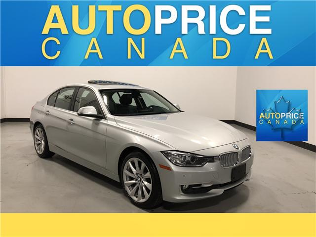 2014 BMW 328d xDrive (Stk: F9862) in Mississauga - Image 1 of 28
