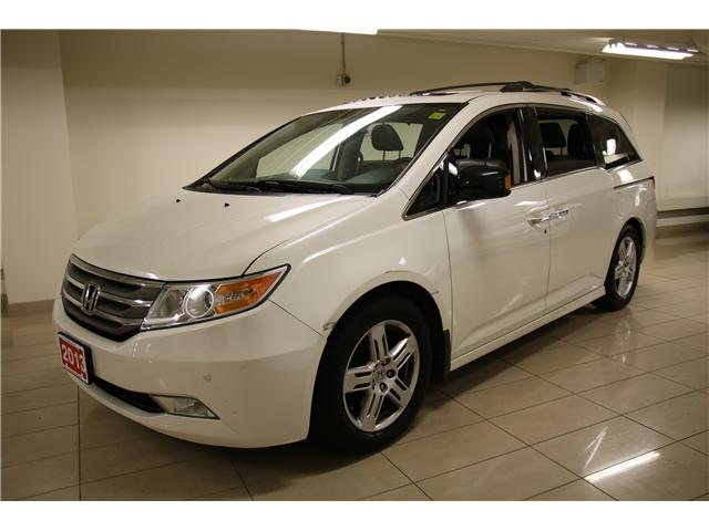2013 Honda Odyssey Touring (Stk: V181103A) in Toronto - Image 1 of 29