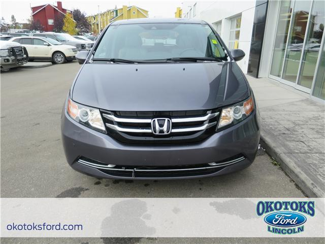 2016 Honda Odyssey EX-L (Stk: J-1781B) in Okotoks - Image 2 of 24